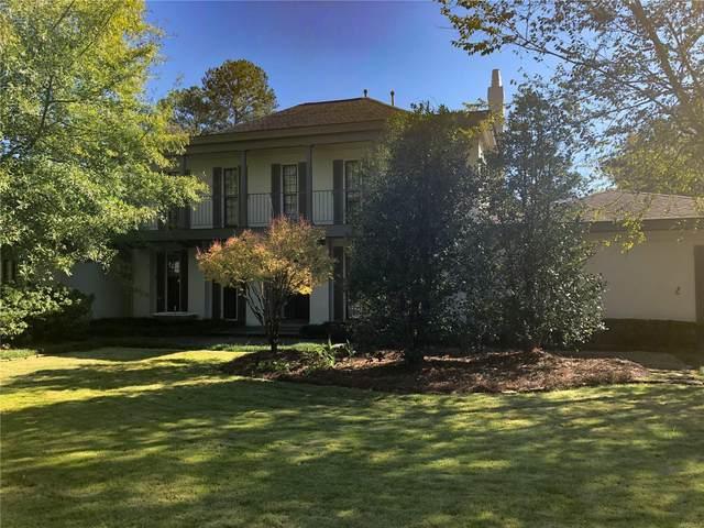 3346 Stratford Lane, Montgomery, AL 36111 (MLS #483861) :: Buck Realty