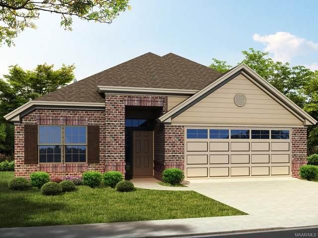 593 Glenmede Lane, Montgomery, AL 36117 (MLS #483915) :: Buck Realty