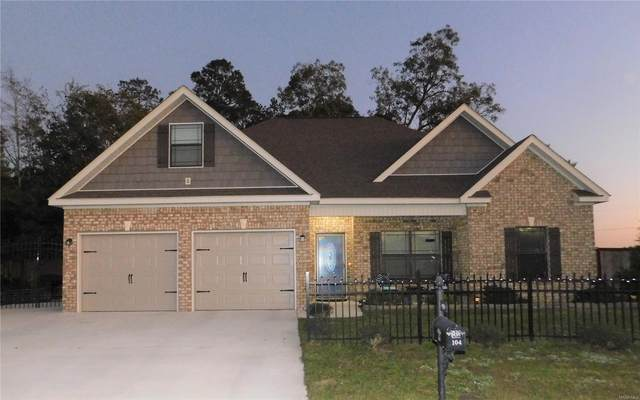 104 Nutmeg Place, Midland City, AL 36350 (MLS #483920) :: Team Linda Simmons Real Estate