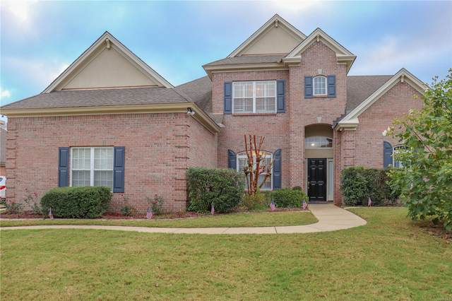 8818 Wellston Place, Montgomery, AL 36117 (MLS #483921) :: LocAL Realty
