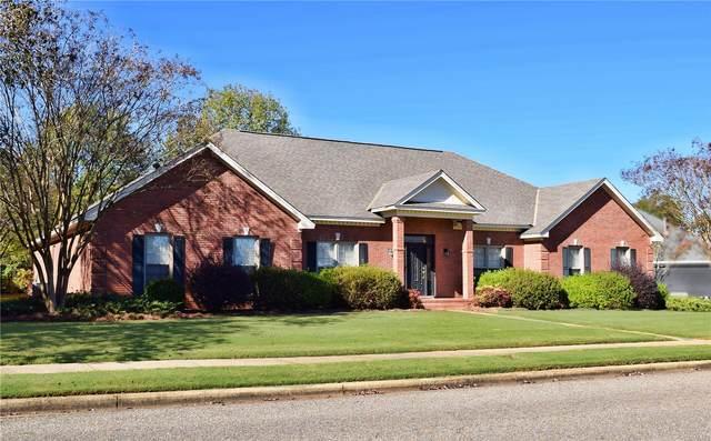 533 Towne Lake Drive, Montgomery, AL 36117 (MLS #483970) :: Buck Realty