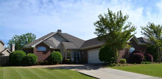 8542 Pipit Court, Montgomery, AL 36117 (MLS #483986) :: LocAL Realty
