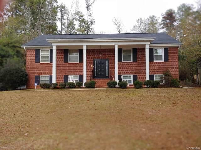 506 Forest Drive, Greenville, AL 36037 (MLS #484113) :: Buck Realty