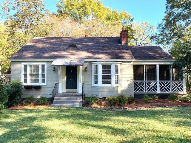 3321 Cloverdale Road, Montgomery, AL 36106 (MLS #484136) :: LocAL Realty