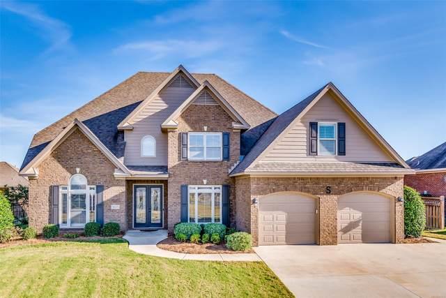 5655 Sienna Circle, Montgomery, AL 36117 (MLS #484146) :: Buck Realty