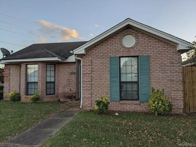 6824 Canter Trail, Montgomery, AL 36117 (MLS #484149) :: Buck Realty