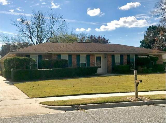 6708 Post Oak Drive, Montgomery, AL 36117 (MLS #484172) :: Buck Realty