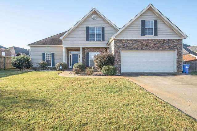 793 Stapleford Trail, Prattville, AL 36066 (MLS #484178) :: LocAL Realty