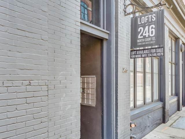 246 N Court Street B, Montgomery, AL 36104 (MLS #484187) :: Buck Realty