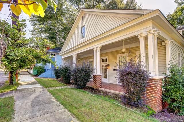 330 Finley Avenue, Montgomery, AL 36104 (MLS #484257) :: LocAL Realty