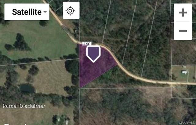 0 Muskogee Trail, Tallassee, AL 36078 (MLS #484258) :: Buck Realty