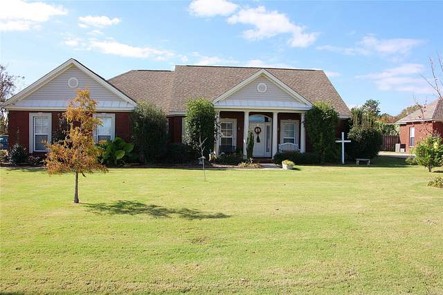 5367 Jackson Road, Wetumpka, AL 36093 (MLS #484276) :: Buck Realty