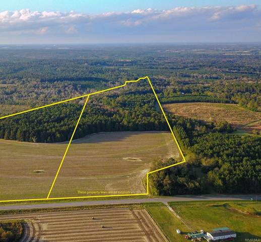 42 acres E Highway 52, Columbia, AL  (MLS #484277) :: Buck Realty