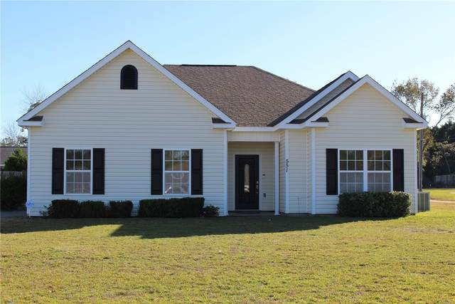 551 Jones Road, Newton, AL 36352 (MLS #484287) :: Buck Realty