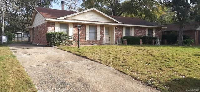 4325 Ray Drive, Montgomery, AL 36109 (MLS #484298) :: Buck Realty