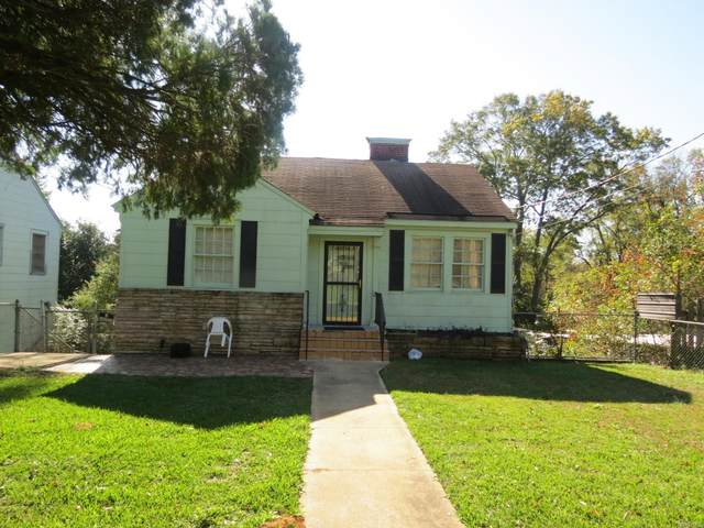2218 Cherry Street, Montgomery, AL 36107 (MLS #484299) :: Buck Realty