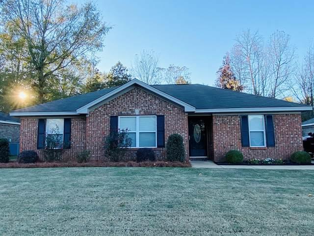 6104 Sycamore Drive, Montgomery, AL 36117 (MLS #484334) :: Buck Realty