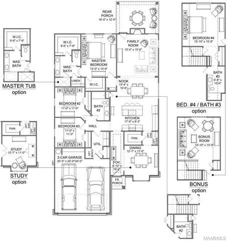 214 Hedgefield Drive, Prattville, AL 36066 (MLS #484347) :: Buck Realty