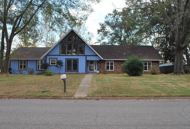 202 E Kingswood Drive, Enterprise, AL 36330 (MLS #484378) :: Buck Realty
