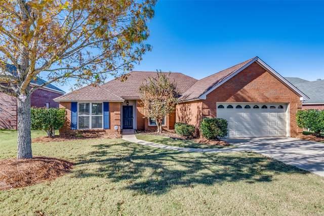 1348 Hidden Ridge, Montgomery, AL 36117 (MLS #484438) :: Buck Realty