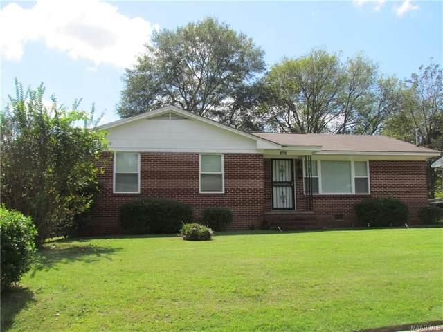 1903 Haggins Street, Tuskegee, AL 36088 (MLS #485465) :: LocAL Realty