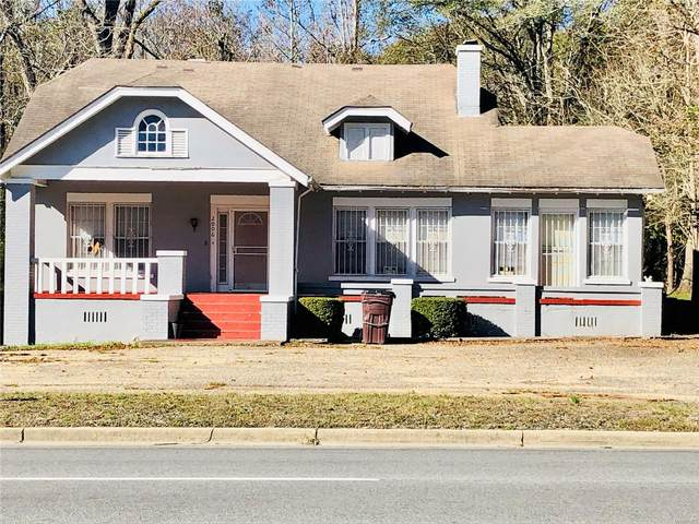 2006 W Martin Luther King Highway, Tuskegee, AL 36087 (MLS #485480) :: LocAL Realty