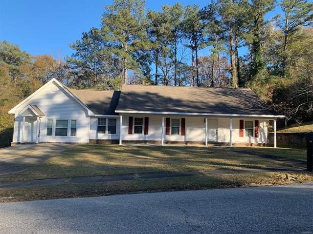406 Choctaw Road, Enterprise, AL 36330 (MLS #485909) :: LocAL Realty