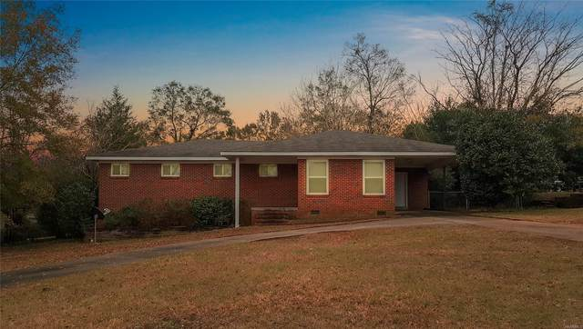 1103 College Street, Enterprise, AL 36330 (MLS #485951) :: Team Linda Simmons Real Estate