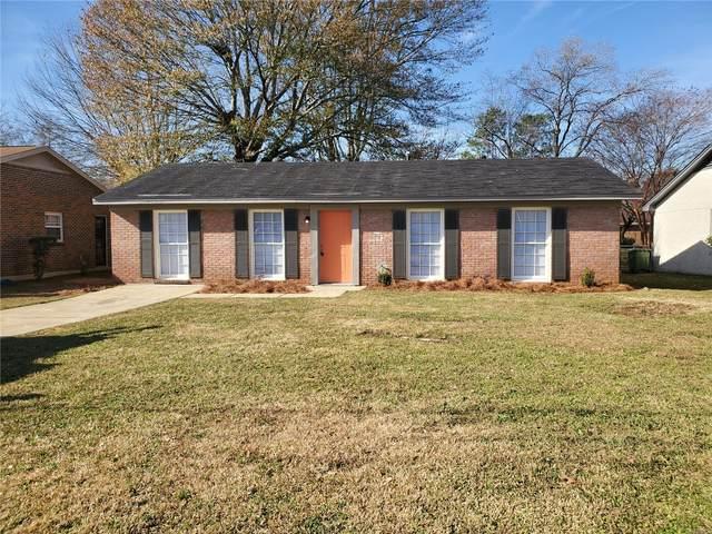 4420 Sunnybrook Drive, Montgomery, AL 36108 (MLS #485986) :: Buck Realty