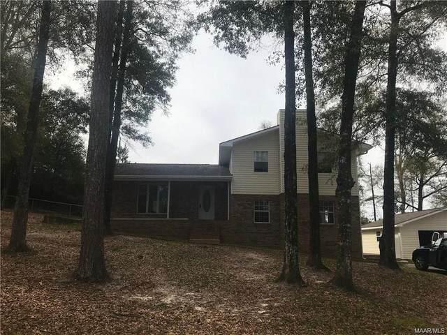 237 Skyline Drive, Daleville, AL 36322 (MLS #485993) :: Team Linda Simmons Real Estate