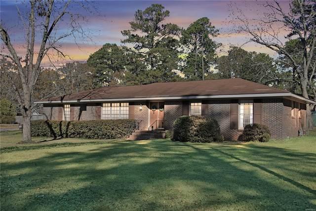 902 Sequoyah Drive, Dothan, AL 36303 (MLS #486019) :: Buck Realty