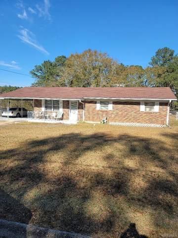 326 Gilmore Road, Brundidge, AL 36010 (MLS #486123) :: Team Linda Simmons Real Estate