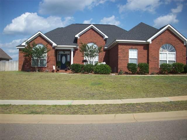 103 Hall Hill Court, Enterprise, AL 36330 (MLS #486199) :: Team Linda Simmons Real Estate