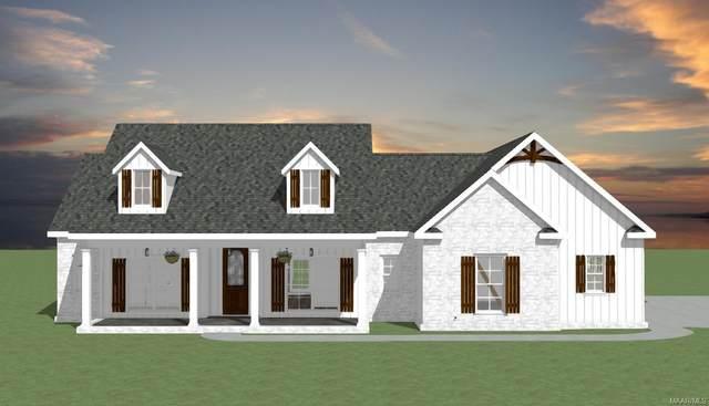 2196 County Road 712, Enterprise, AL 36330 (MLS #486378) :: Team Linda Simmons Real Estate