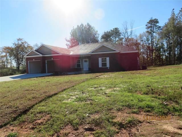 140 County Road 690 Road, Chancellor, AL 36316 (MLS #486457) :: Buck Realty