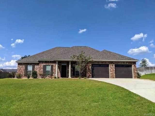 107 Dawson Lane, Enterprise, AL 36330 (MLS #486517) :: Team Linda Simmons Real Estate