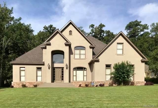 8112 Glynnwood Drive, Montgomery, AL 36117 (MLS #486567) :: LocAL Realty