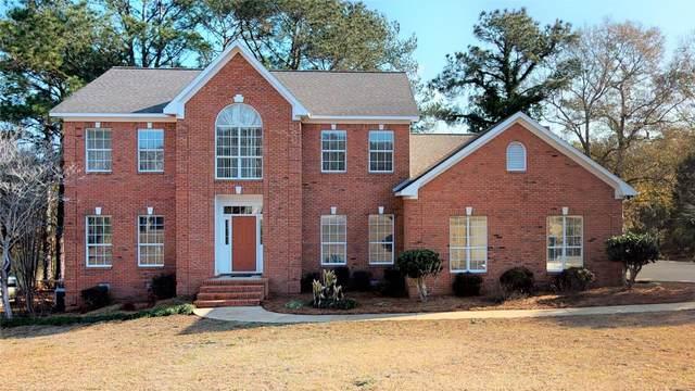 618 Oak Lake Drive, Enterprise, AL 36330 (MLS #486635) :: Team Linda Simmons Real Estate
