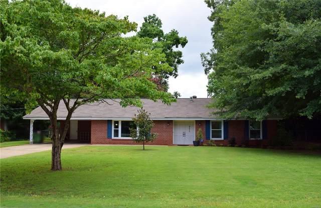 4175 Hickory Drive, Montgomery, AL 36109 (MLS #486636) :: Buck Realty
