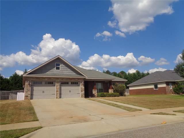 205 Squirrel Hollow Drive, Enterprise, AL 36330 (MLS #486759) :: Team Linda Simmons Real Estate