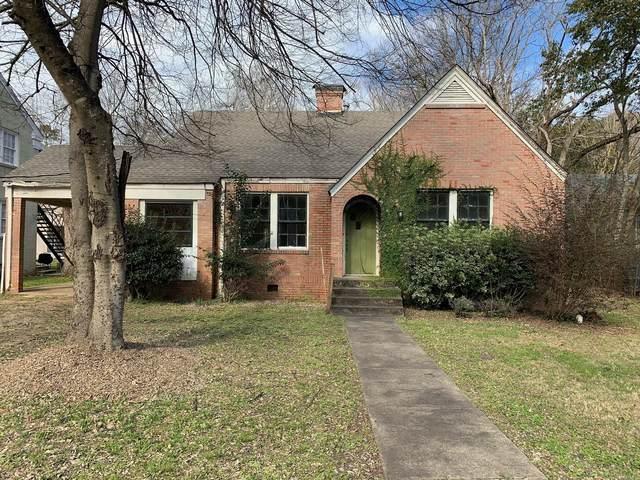 615 Hubbard Street, Montgomery, AL 36106 (MLS #486760) :: Buck Realty