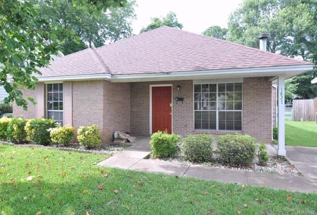 1827 James Avenue, Montgomery, AL 36107 (MLS #486852) :: LocAL Realty