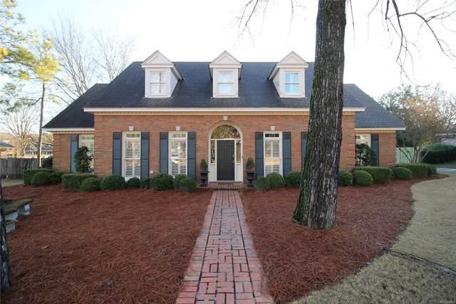 2123 Bowen Drive, Montgomery, AL 36106 (MLS #486859) :: LocAL Realty