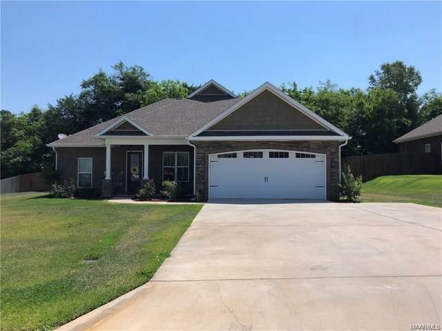 49 County Road 753 Street, Enterprise, AL 36330 (MLS #486956) :: Team Linda Simmons Real Estate