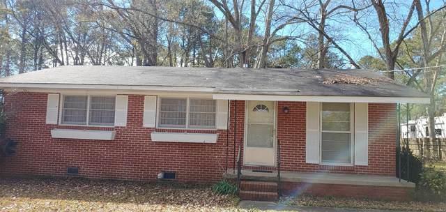 14 Westhaven Drive, Selma, AL 36701 (MLS #488061) :: LocAL Realty