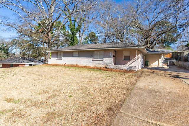 313 Green Ridge Road, Montgomery, AL 36109 (MLS #488153) :: LocAL Realty