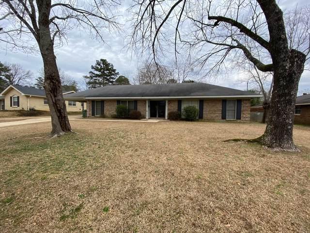 607 Larkin Lane, Montgomery, AL 36109 (MLS #488208) :: LocAL Realty