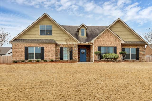 96 Waterscapes Drive, Pike Road, AL 36064 (MLS #488219) :: Buck Realty