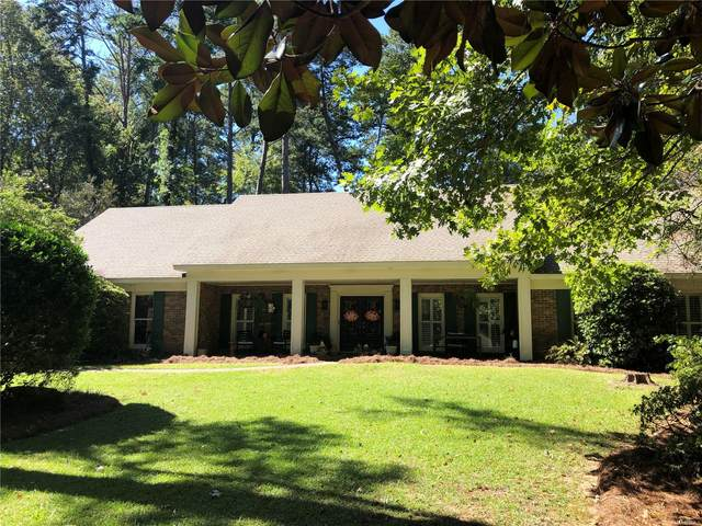 6444 Halcyon Drive, Montgomery, AL 36117 (MLS #488231) :: Buck Realty