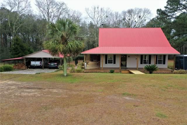 4318 County Road 43, Coffee Springs, AL 36318 (MLS #488366) :: Team Linda Simmons Real Estate